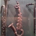 Curvy clarinet