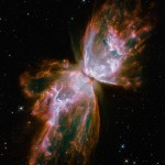 NGC 6302 (Butterfly Nebula, Bug Nebula) Credit: NASA, ESA, and the Hubble SM4 ERO Team