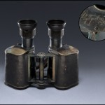 Amundsen&#039;s binoculars-- they probably made the trip.  AMNH/C. Chesek