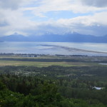 View of the Spit, Homer, AK